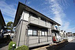 千葉県千葉市緑区あすみが丘8丁目の賃貸アパートの外観