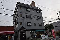 ライズ・ワン南新町[2階]の外観