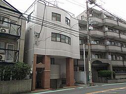 東京都世田谷区等々力8丁目の賃貸マンションの外観