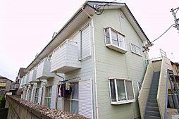 コーポさくらぎ[2階]の外観