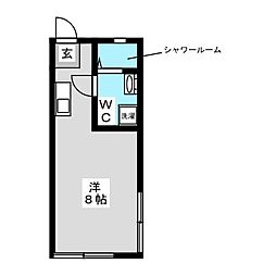 京成大久保駅 4.3万円
