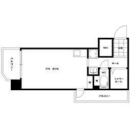 GSハイム夕陽ケ丘[6階]の間取り