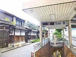 大阪市谷町線文...