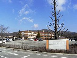 軽井沢病院まで...
