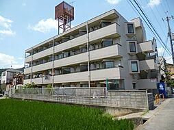 プランドール勧修寺[207号室号室]の外観