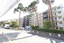 清瀬グリーンマンション 「清瀬」駅徒歩12分 近隣には医療施設が充実