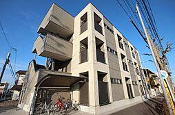 愛知県名古屋市港区正保町8丁目の賃貸マンションの外観