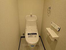 トイレ新規交換