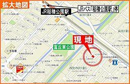 JR稲積公園駅...