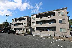 広島県広島市安佐北区亀山5丁目の賃貸マンションの外観