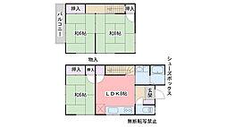 結城アパート[5号室]の間取り