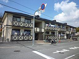 サンハイツ田嶋[1階]の外観