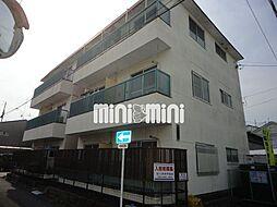 白鷺マンション[2階]の外観