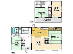 広野ゴルフ場前駅 2,580万円