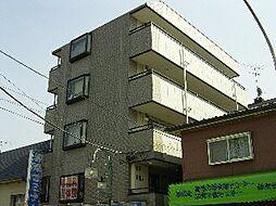 神奈川県横浜市金沢区能見台通の賃貸マンションの外観