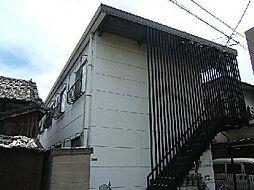 福岡県北九州市小倉北区明和町の賃貸アパートの外観