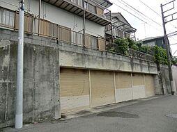 東京都町田市玉川学園8丁目の賃貸アパートの外観