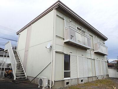 外観,2DK,面積39.6m2,賃料3.8万円,JR常磐線 水戸駅 3.2km,,茨城県水戸市酒門町176番地