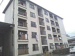 第二西村マンション[402号室]の外観
