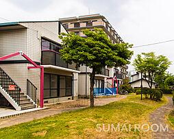 福岡県福岡市西区上山門2丁目の賃貸アパートの外観