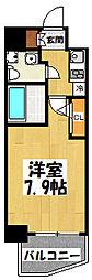 SERENiTE高井田.[4.階号室]の間取り