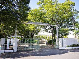 谷塚中学校まで...