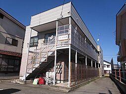 コーポ大水戸[101号室]の外観