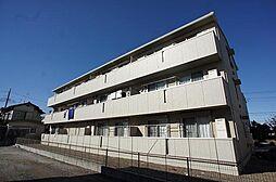 エクレールB[3階]の外観