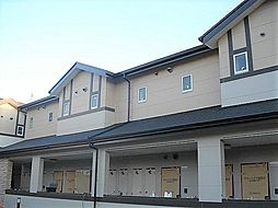 大阪府東大阪市西堤西の賃貸アパートの外観