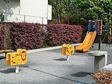 周辺環境:一ツ木児童遊園