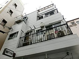 桃谷マンション[4階]の外観