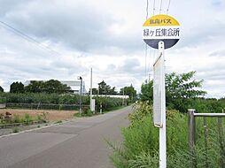 弘南バス「緑ヶ...