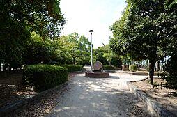 公園上の池公園...