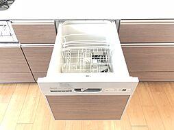 キッチンには嬉しい食洗器付き家事がはかどりそうですね