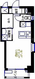 香川県高松市塩上町1丁目の賃貸マンションの間取り