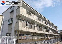 グレイスタウンMIWA A棟[1階]の外観