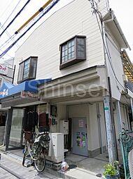 大阪府大阪市阿倍野区阪南町7丁目の賃貸アパートの外観