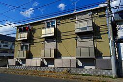 ガーデンテラス国立D棟[1階]の外観