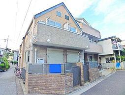 東京都葛飾区立石1丁目の賃貸アパートの外観