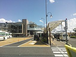 駅JR守山駅ま...