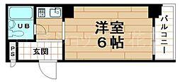 セレニティ立花弐番館[2階]の間取り