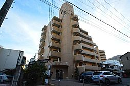アミティ中村[5階]の外観