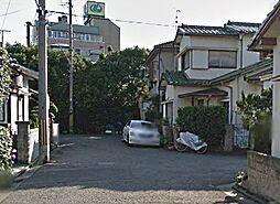 前面道路(東向...