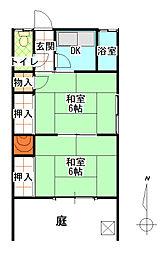 [一戸建] 愛知県小牧市常普請2丁目 の賃貸【/】の間取り