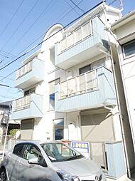 神奈川県横浜市南区若宮町2丁目の賃貸アパートの外観