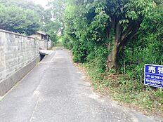 東側接面道路