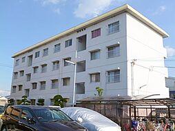 江尻マンション[3階]の外観