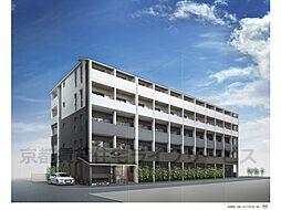 ベラジオ京都西院ウエストシティ201[2階]の外観