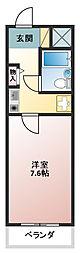 ライオンズマンション東村山第3[304号室]の間取り