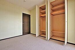収納付き6.6帖 洋室(9階)